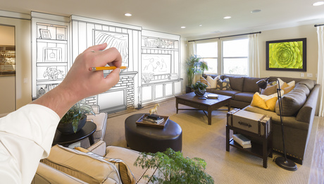 Un décorateur à Chantillly pour relooker votre intérieur